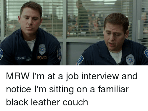 25 Best Memes About Black Leather Couch Black Leather