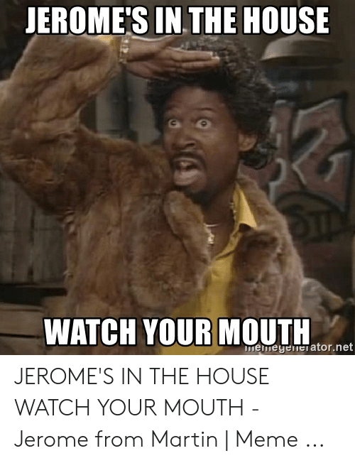 Jerome In The House 2