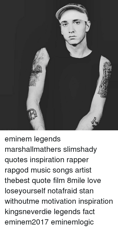 Jet Eminem Legends Marshallmathers Slimshady Quotes Inspiration