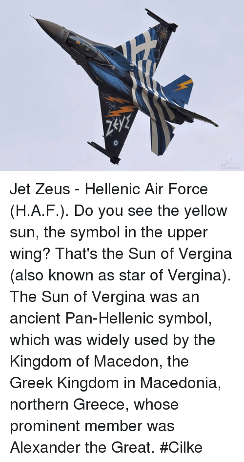 Jet Zeus Hellenic Air Force Haf Do You See The Yellow Sun The