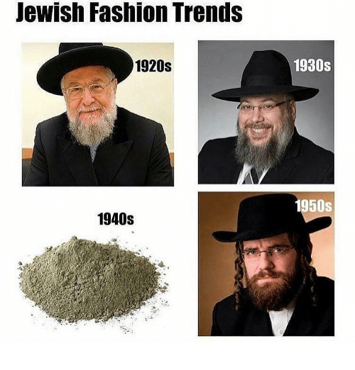 Jewish Fashion Trends 1920s 1940s 1930s 1950s