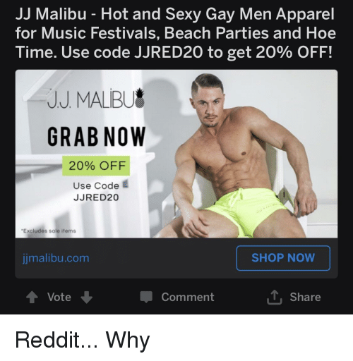 Sexy gay action