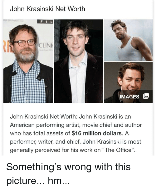 the office net worth