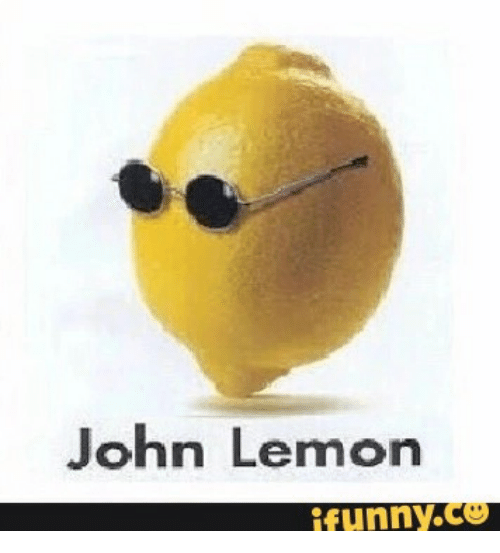 Lemon Images Funny