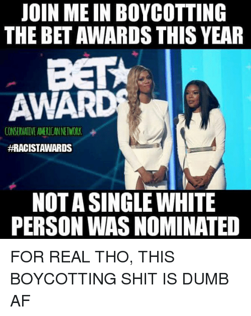 join me in boycotting the bet awards this year award 11726695 ✅ 25 best memes about bet awards bet awards memes