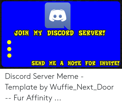 JOIN MY DISCORD SERVER! SEND ME a NOTE FOR INVITE! Discord Server
