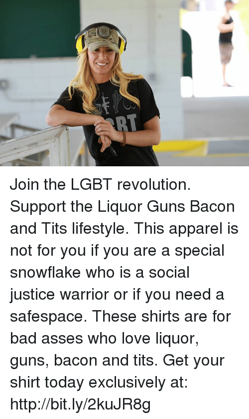 Lgbt liquor guns bacon and tits nude pictures