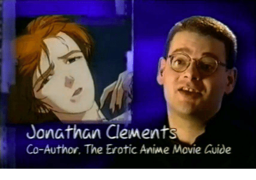 Jonathan Clements Co Author The Erotic Anime Movie Auide