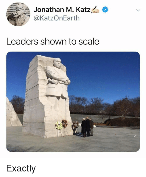 Jonathan M Katz Am Leaders Shown to Scale Exactly | Scale