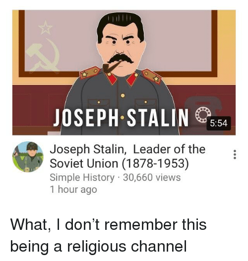 joseph stalin the unchallenged leader of the ussr For thirty years, joseph stalin had ruled the soviet union unchallenged   khrushchev framed his attack as a critique of the dead leader for.