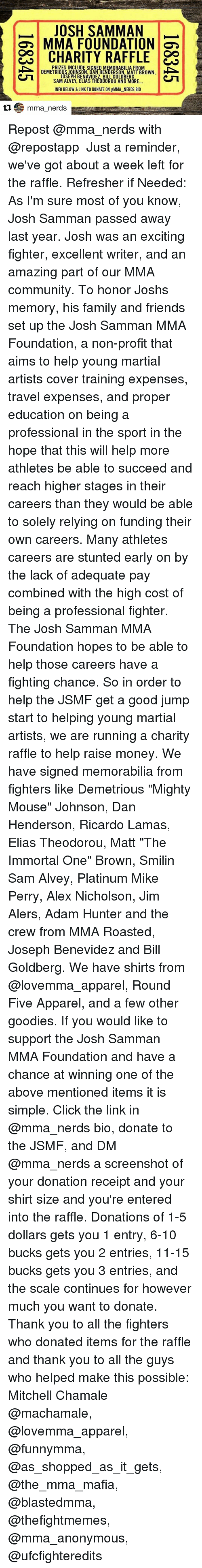 Https Meme I The Only Way To Look Beautiful Is Believe In 7726024 Precise Denzel T Sepatu Pria Hitam 38 Josh Samman Mma Foundation Go Charity Raffle 83 Prizes Include 11662705