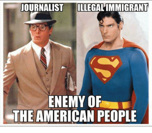 Enemy of the people essay