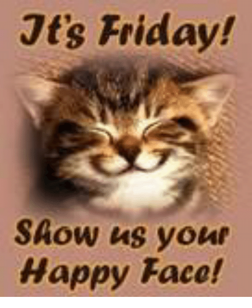 Jts Friday Show Us Your Happy Face Meme On Meme
