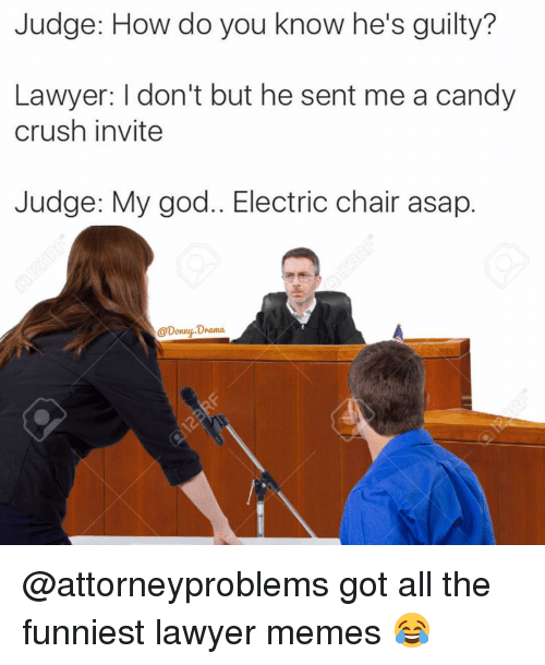 Lawyer Meme