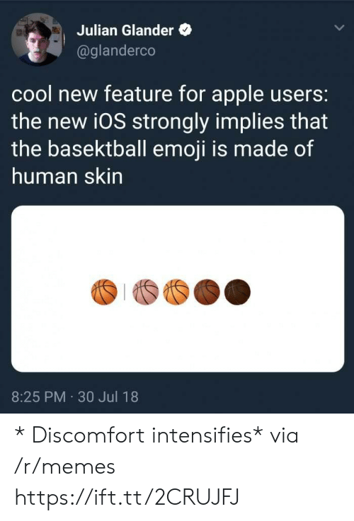 Julian Glander Cool New Feature for Apple Users the New I0S