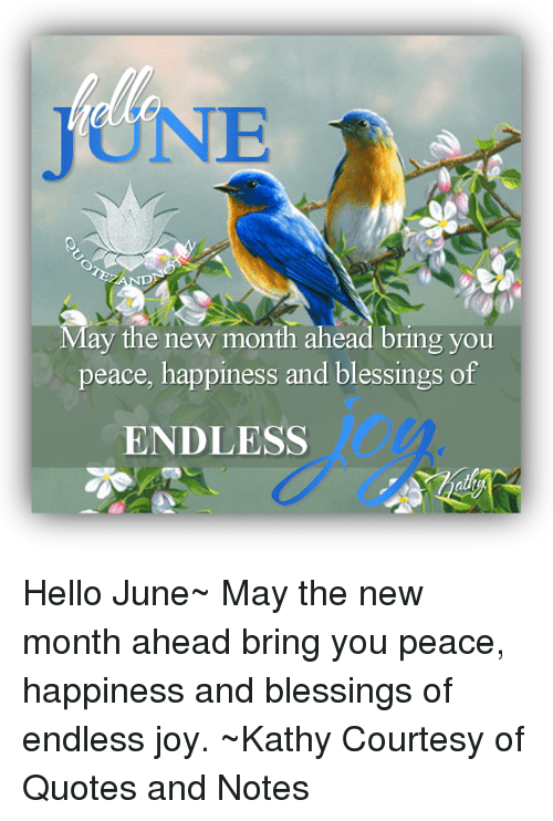 June May The New Month Ahead Bring You May The New Month Ahead Bring
