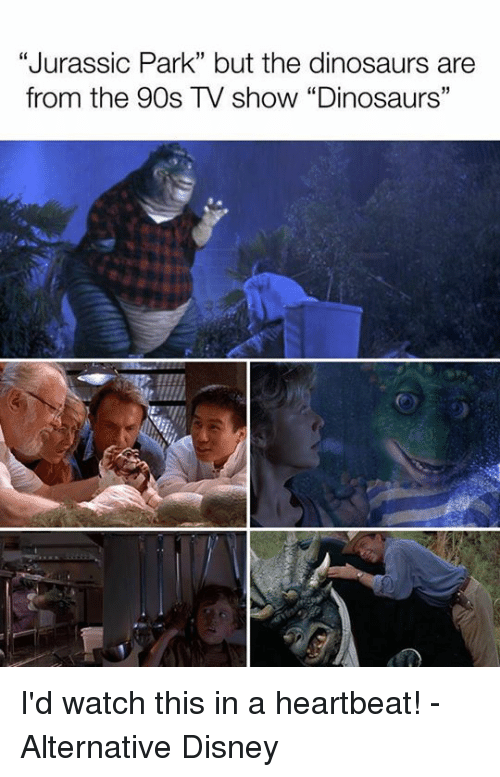 jurassic park but the dinosaurs are from the 90s tv 24750067 ✅ 25 best memes about the 90s the 90s memes,90s Memes