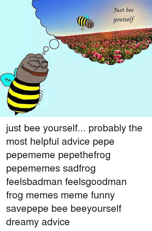 Just The Bee S Knees Boys Bathroom Inspiration And A Mood: 25+ Best Memes About Just Bee Yourself