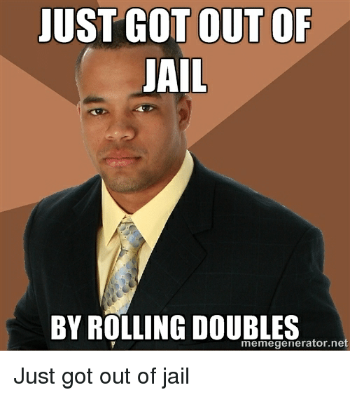 Jail Successful Black Man And Got JUST GOT OUT OF JAIL BY ROLLING
