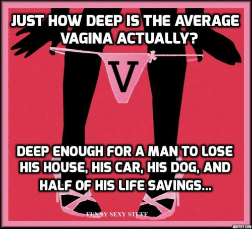 How deep is a pussy #14