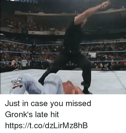 Tom Brady, Case, and You: Just in case you missed Gronk's late hit https://t.co/dzLirMz8hB