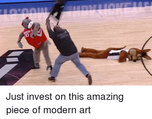 Amazing, Art, and Invest