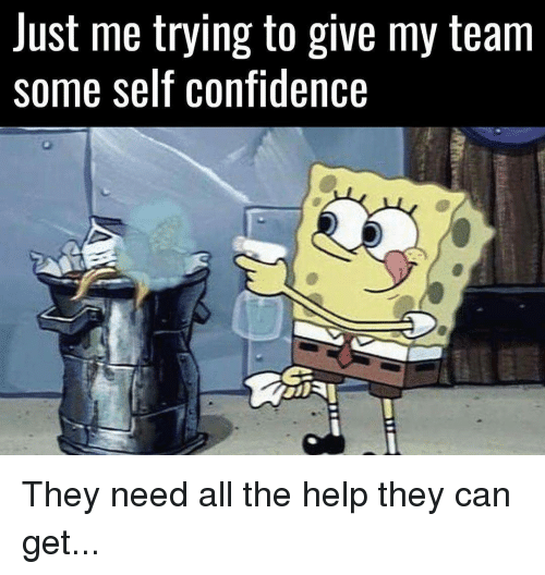 how to give someone self confidence