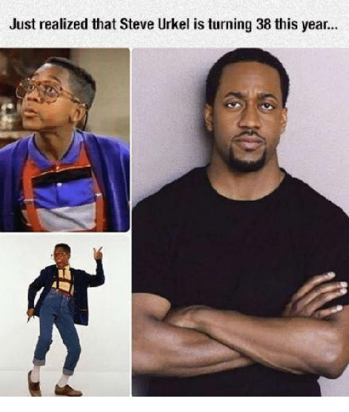 just realized that steve urkel is turning 38 this year 6121543 ✅ 25 best memes about steve urkel steve urkel memes