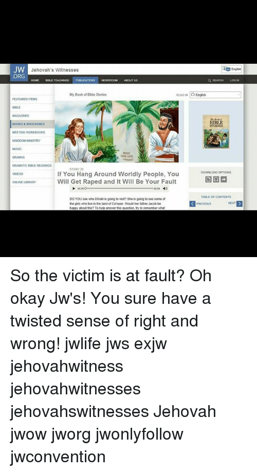 JW ORG Jehovah's Witnesses English HOME EBLE TEACHINOS PUBLICATIONS