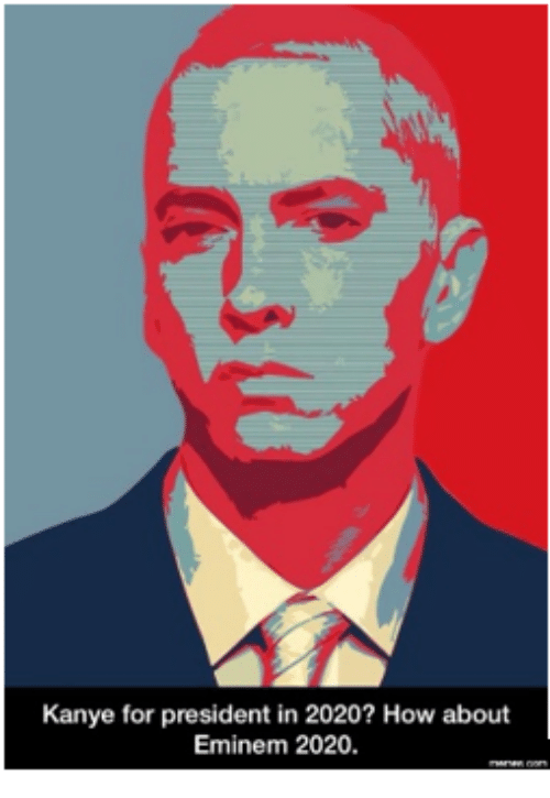Eminem 2020 Tour Kanye for President in 2020? How About Eminem 2020 | How About