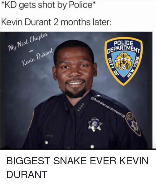 1857fb5ac72b KD Gets Shot by Police  Kevin Durant 2 Months Later Ev Cha Net My ...