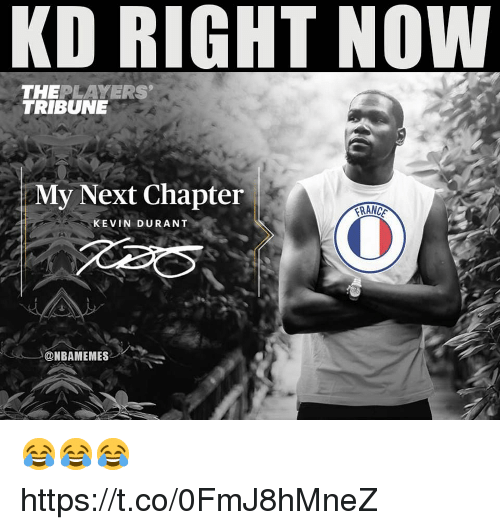 56cde5f1e8c KD RIGHT NOW THEPLAYERS TRIBUNE My Next Chapter KEVIN DURANT ...