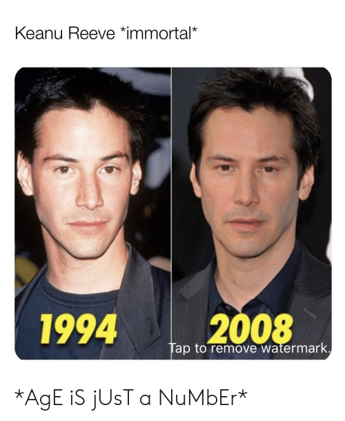 Keanu Reeve *Immortal* 2008 1994 Tap to Remove Watermark *AgE iS