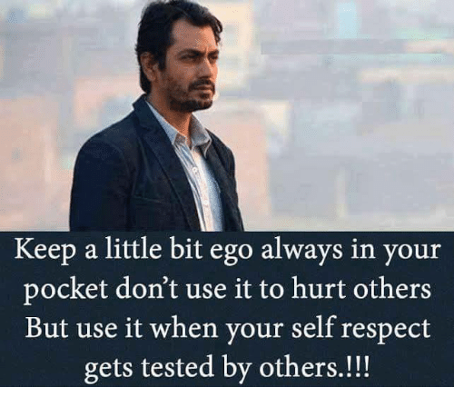 what hurts a man ego