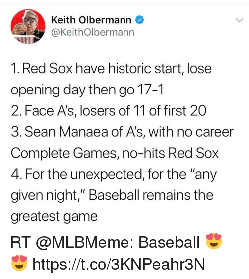 Home Market Barrel Room Trophy Room ◀ Share Related ▶ Baseball memes Game Games Red Sox 🤖 red sox keith olbermann keith day first next collect meme → Embed it next → Keith Olbermann @KeithOlbermann 1 Red Sox have historic start lose opening day then go 17-1 2 Face A's losers of 11 of first 20 3 Sean Manaea of A's with no careen Complete Games no-hits Red Sox 4 For the unexpected for the any given night Baseball remains the greatest game RT @MLBMeme Baseball 😍😍 httpstco3KNPeahr3N Meme Baseball memes Game Games Red Sox 🤖 red sox keith olbermann keith day first face for lose greatest then losers sean no night opening The Greatest Opening Day 2 Face The Unexpected Start Hits Remains With Have Https Complete 1 2 Given Baseball Baseball memes memes Game Game Games Games Red Sox Red Sox 🤖 🤖 red red sox sox keith olbermann keith olbermann keith keith day day first first face face for for lose lose greatest greatest then then losers losers sean sean no no night night None None The Greatest The Greatest Opening Day Opening Day 2 Face 2 Face The The Unexpected Unexpected Start Start Hits Hits Remains Remains With With Have Have Https Https Complete Complete 1 2 1 2 Given Given found ON 2018-04-24 04:33:54 BY me.me source: twitter view more on me.me