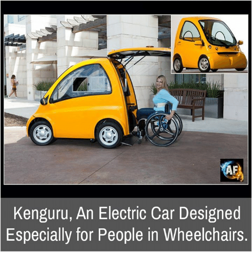 Memes And Car Kenguru An Electric Designed Especially For People