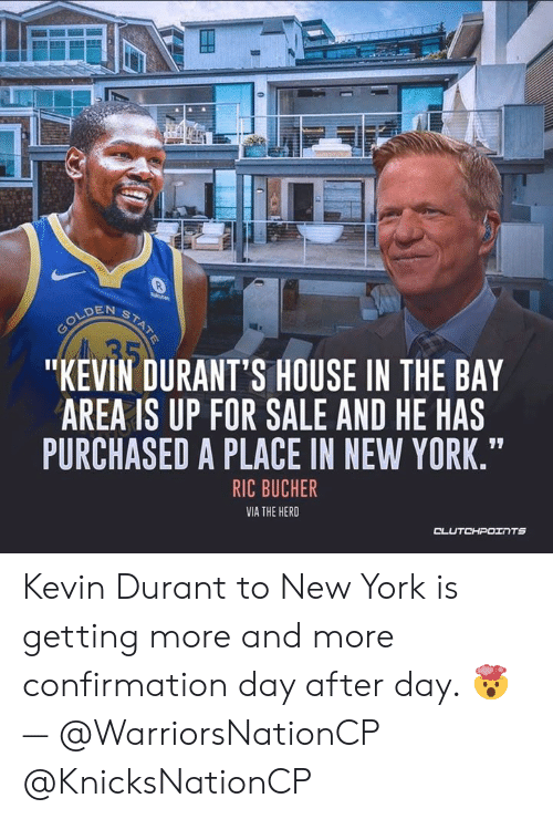 Kevin Durant S House In The Bay Area Is Up For Sale And He Has