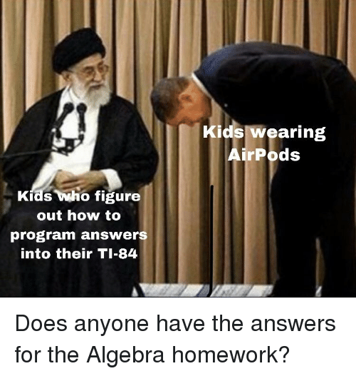 Kids Wearing AirPods Kids Who Figure Out How to Program