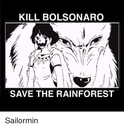 kill-bolsonaro-save-the-rainforest-sailo