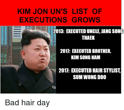 kim jon uns list of executions grows 2013 executed uncle 27082593 kim jon un's list of executions grows 2013 executed uncle jang