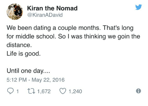 nomad dating