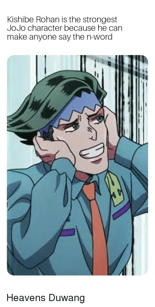 Kishibe Rohan Is the Strongest JoJo Character Because He Can Make