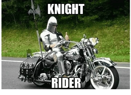 Knight Rider Meme On Me Me