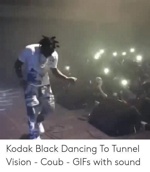 cf4ab7addf9 Kodak Black Dancing to Tunnel Vision - Coub - GIFs With Sound ...