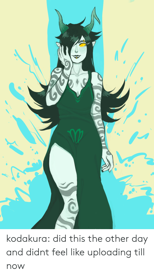 Target, Tumblr, and Blog: kodakura: did this the other day and didnt feel like uploading till now