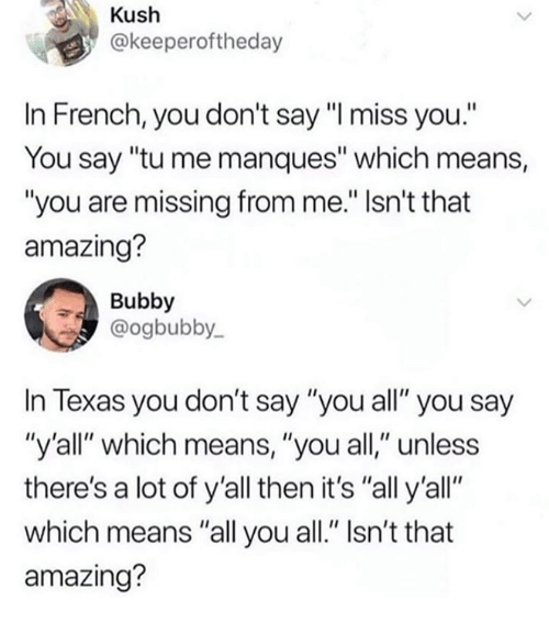 How Do You Say Miss You In Spanish