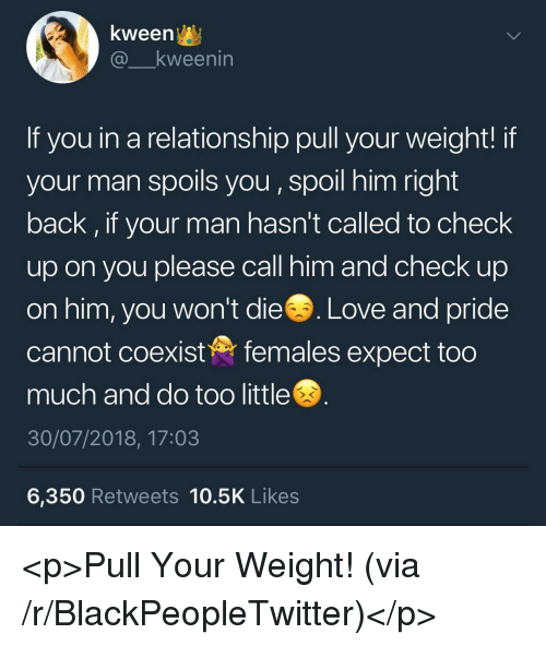When does a relationship become exclusive