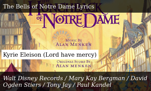 Kyrie Eleison Lord Have Mercy | Meme on ME ME