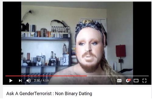 Non binary dating