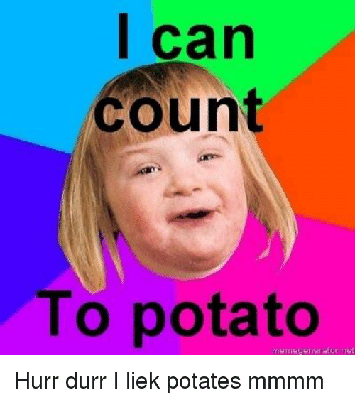 25+ Best Memes About Count to Potato | Count to Potato Memes